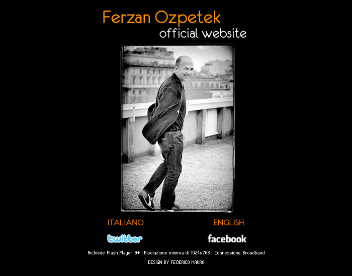 Ferzan ozpetek Official Website